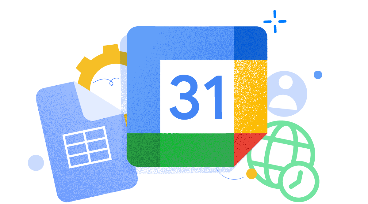 Google Calendar Summary Options