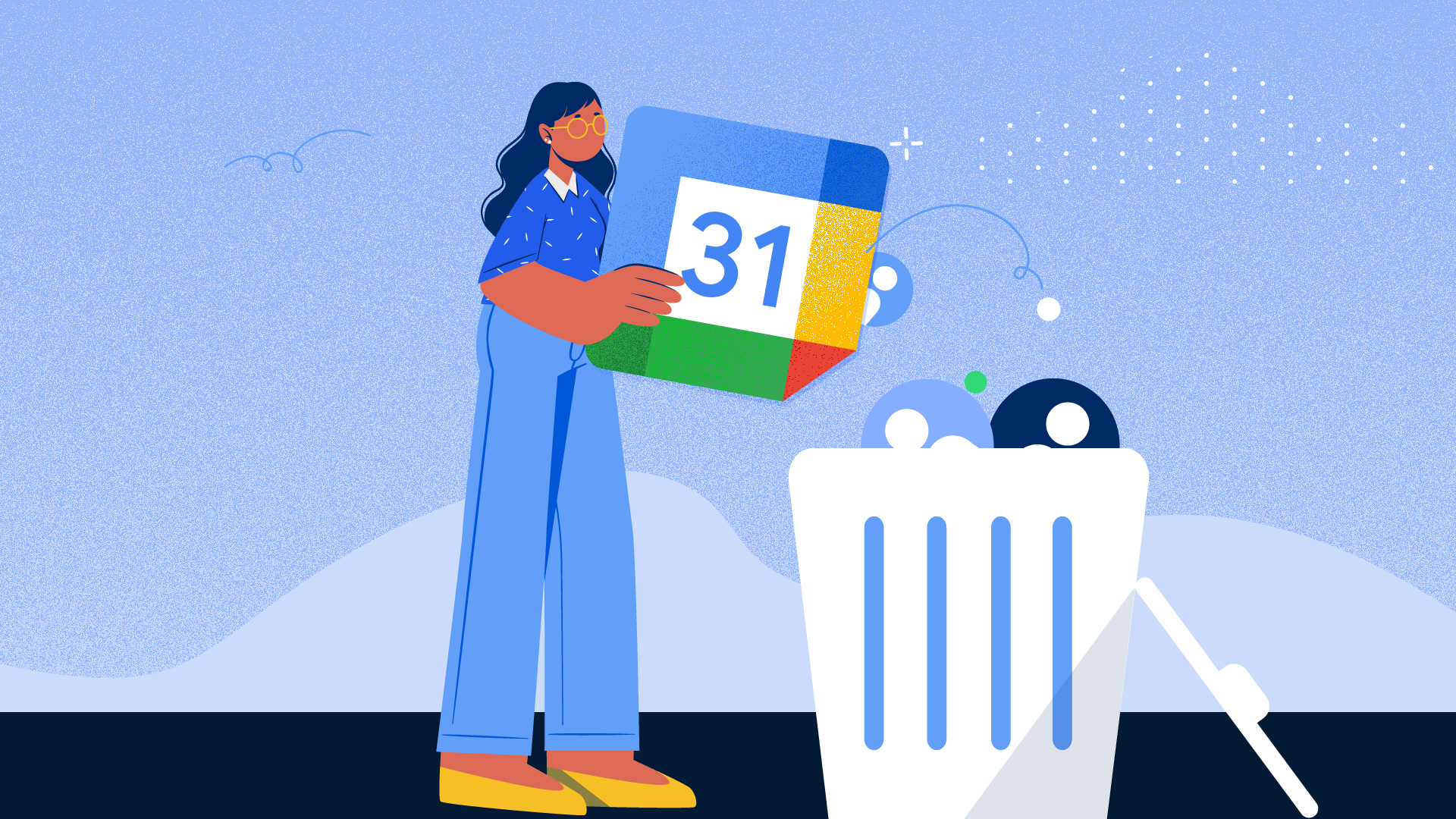 How To Delete Google Calendar To Declutter And Be More Organized