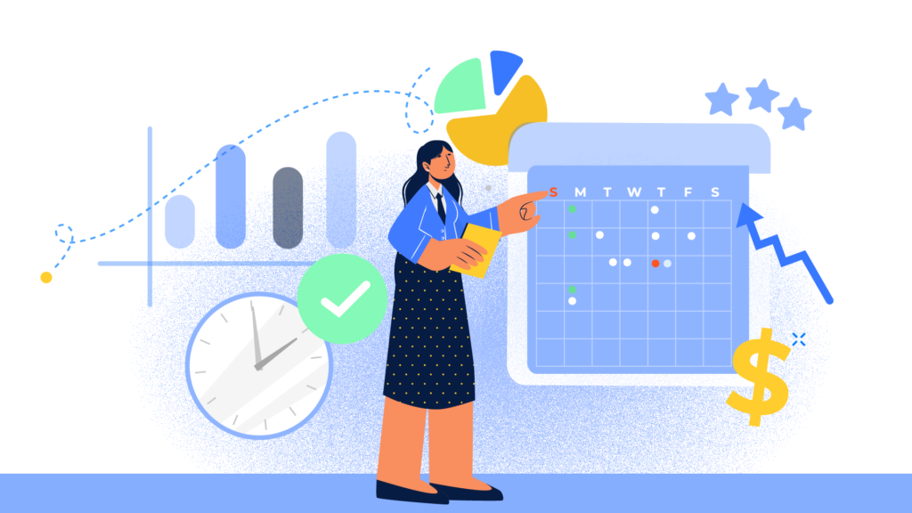 Ten things to do with your google calendar data