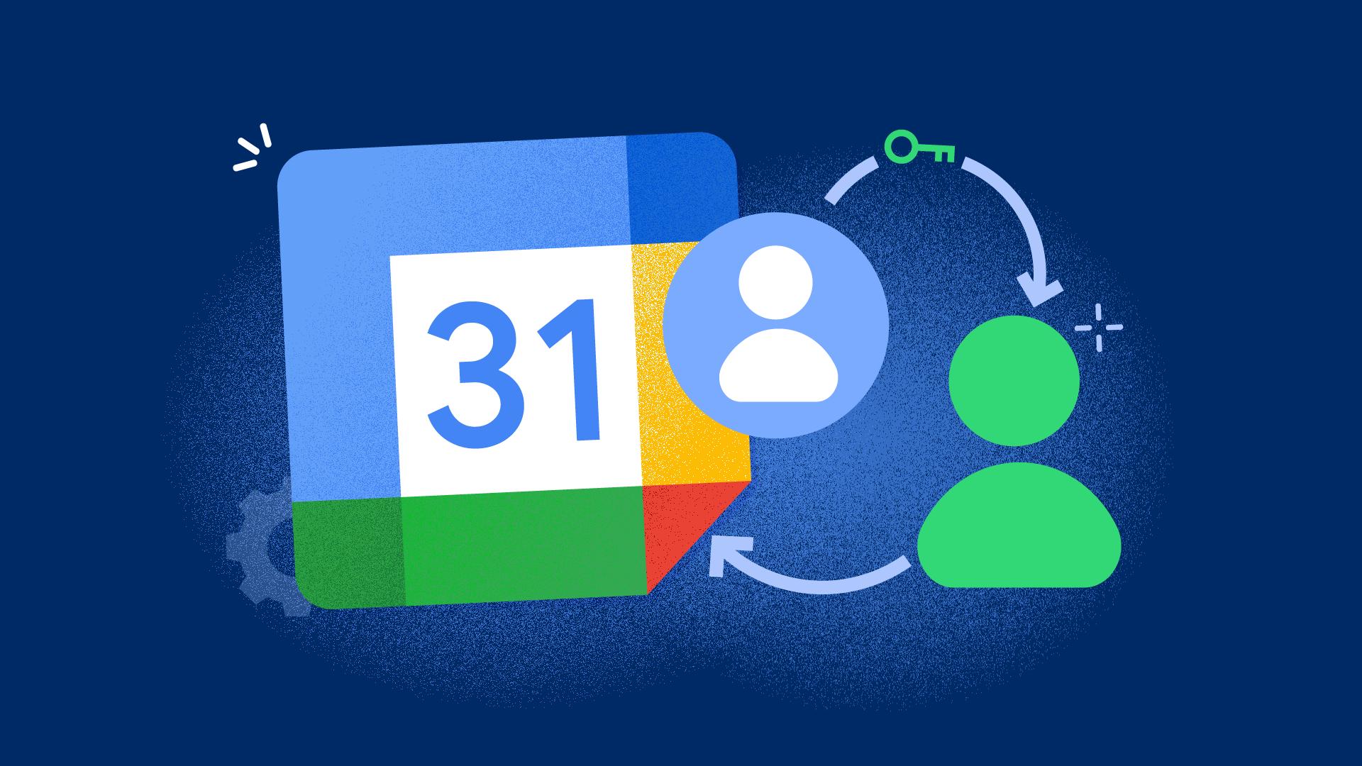 transfer ownership of google calendar