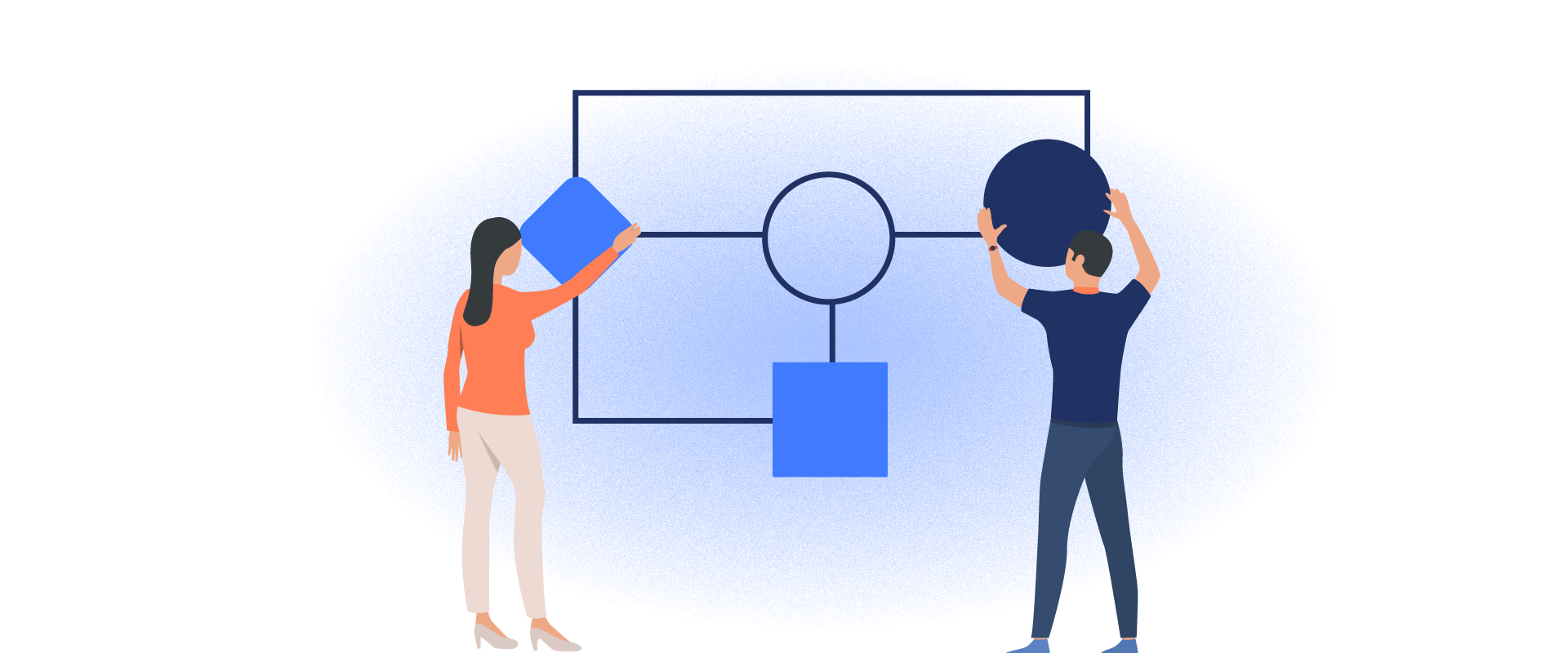 Use the whole host of digital apps that make life easier, more organized, and best of all – save time. Just by using Google Suite, you can stop wasting time at work as you can make notes, create tasks, send meeting requests, and do everything else virtually