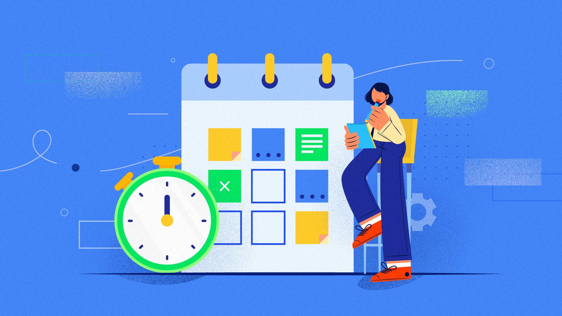 Calendar management for Executives