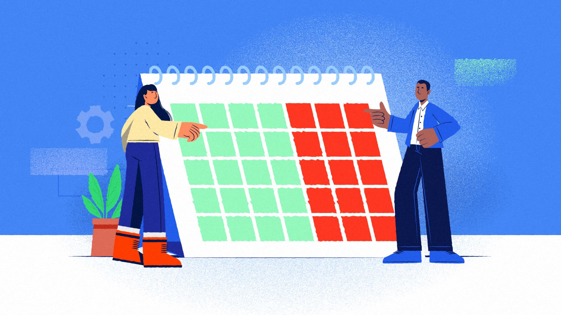 Effective Calendar Scheduling can improve your productivity