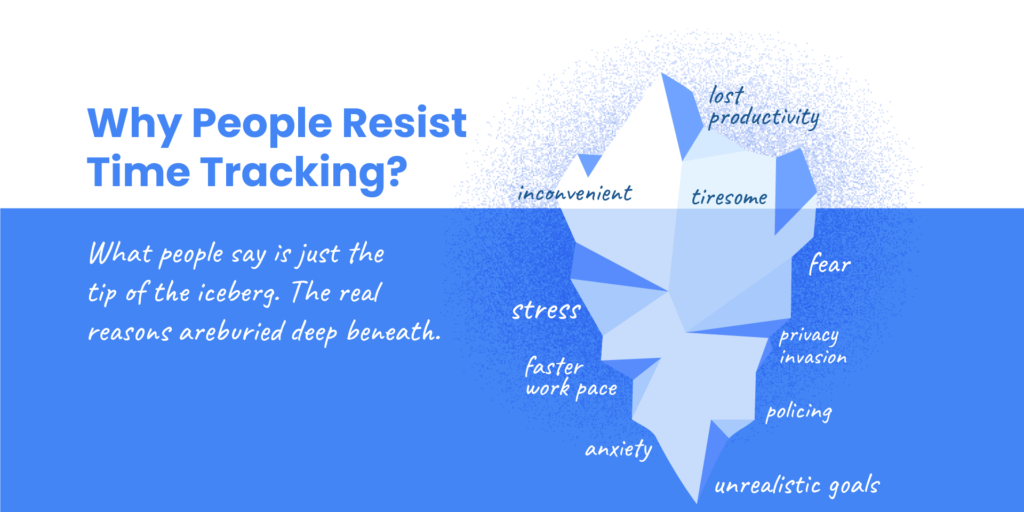 Why Employees might Resist Time Tracking