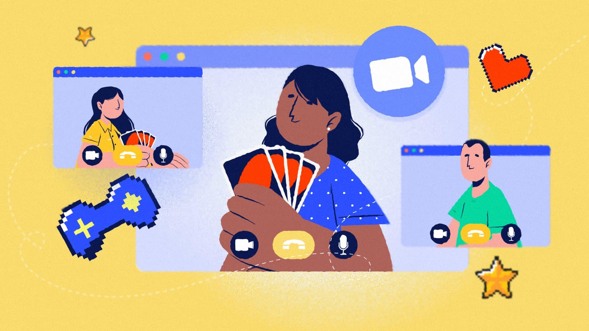 how to make virtual meetings more fun