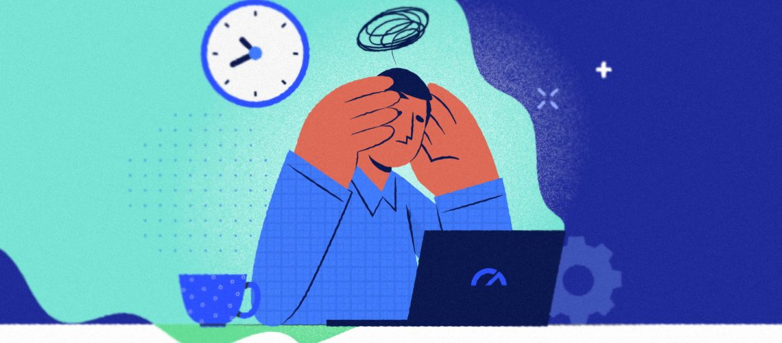 how to handle anxiety and boost productivity