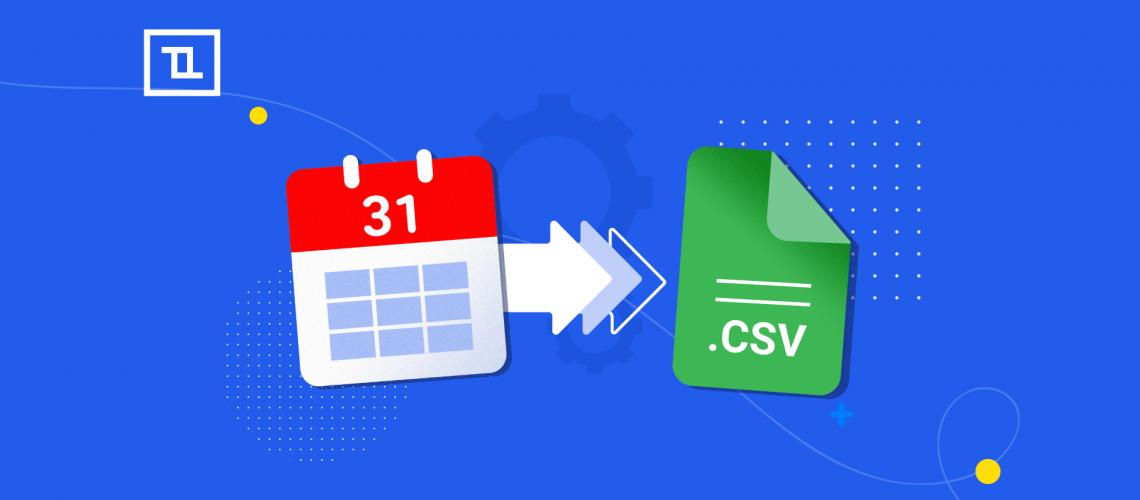 How To Convert ICS To CSV
